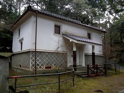 石山寺宝蔵20101230