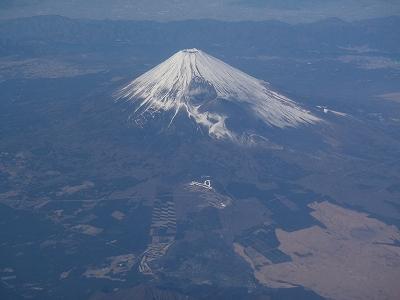 富士山20110108