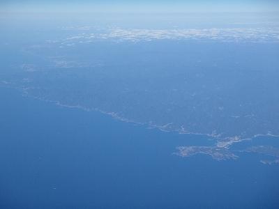 串本から西部方向20110108