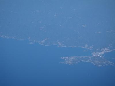 紀伊半島南部20110108