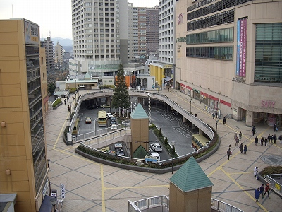 橋本駅北口20110115