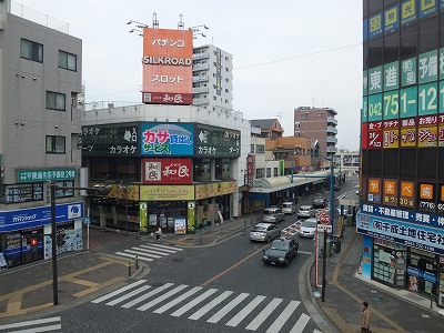淵野辺駅北口1-20110205