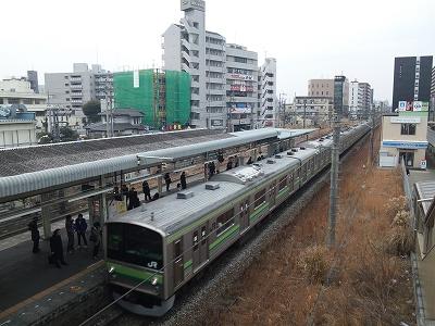 淵野辺駅20110205