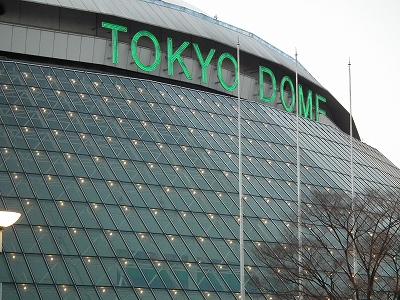 東京ドーム20110226