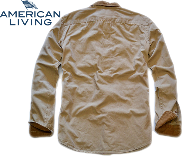 03アメリカンリビング画像ハンティングシャツ