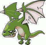 緑ワイバーン