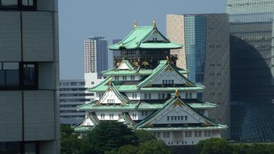 大阪城 P1030514