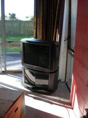 頂き物テレビ