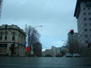 シティで撮った写真、寒々