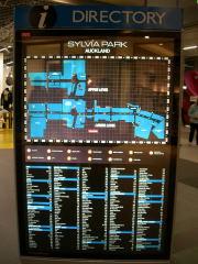 シルビアパーク新40店舗案内図
