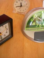 家中の時計