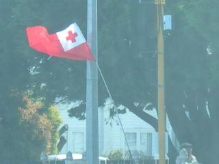 トンガの旗
