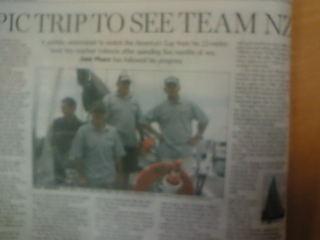新聞記事の写真部分
