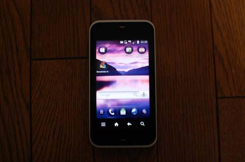 アンドロイドフォン 001