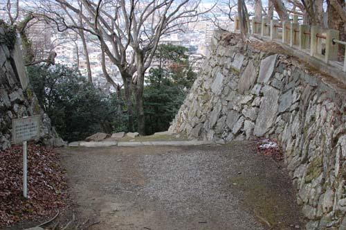 徳島城 024