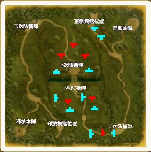 (SS)20081005正邪戦局その1