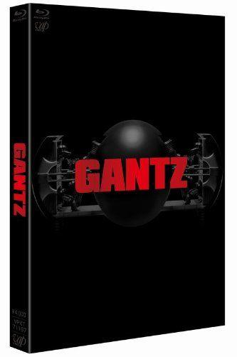 GANTZDVDパッケージ
