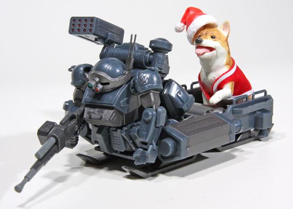 ドッグキャリア 装甲騎兵ボトムズ ペールゼンファイルズ(タカラトミー アクティックギア)3