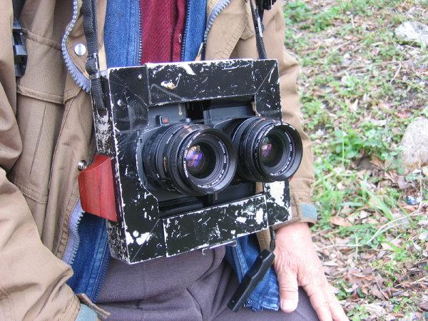 立体カメラ