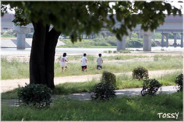 画像1 ジョギング