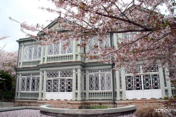 旧ハンター住宅1