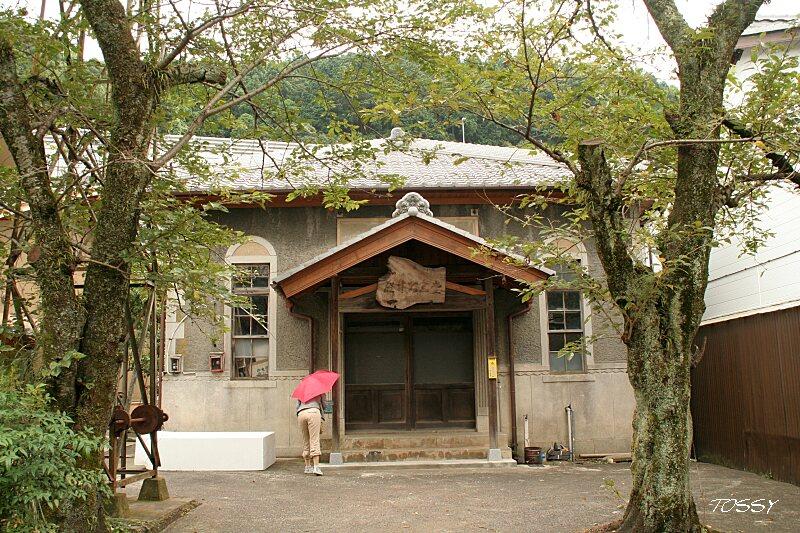 旧醒井公会堂