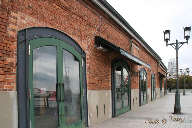 レンガ倉庫1