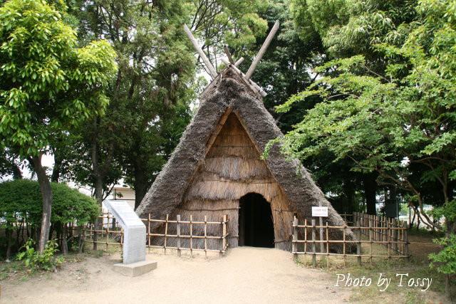 方形竪穴住居1