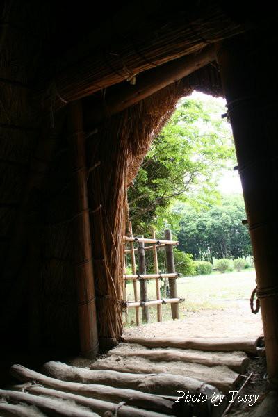 方形竪穴住居 内部2