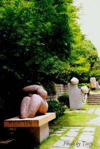 彫刻の道2