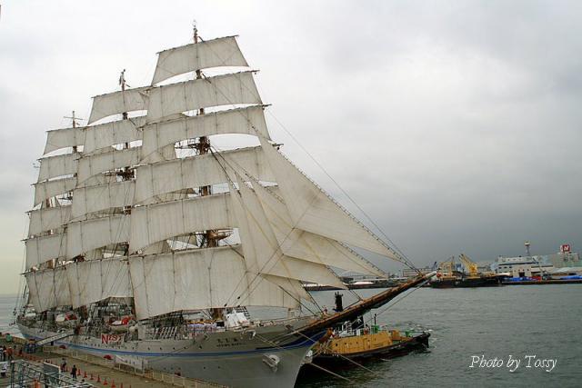 海の貴婦人 海王丸1