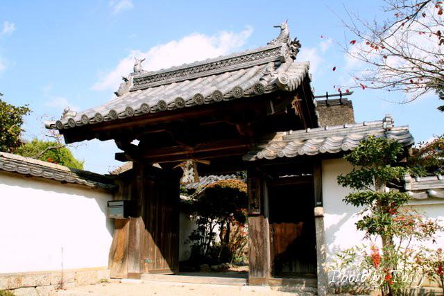 龍象院 門