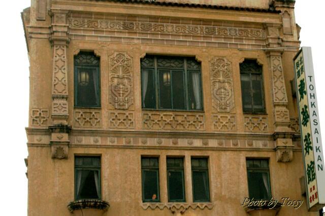 4階部分 壁装飾