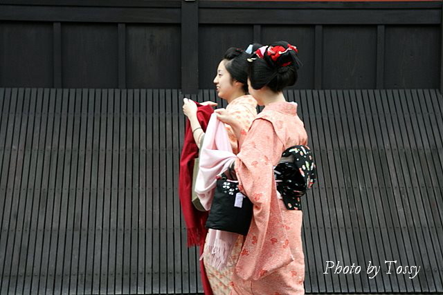 祇園の舞妓さん1