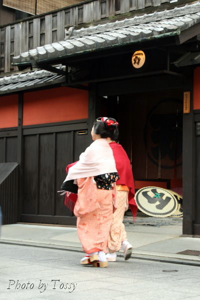 祇園の舞妓さん3
