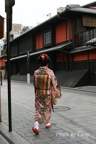 祇園の舞妓さん4
