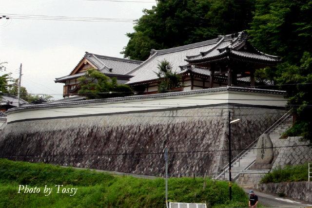 満福寺全景
