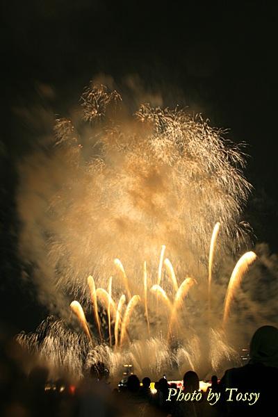20:19の花火
