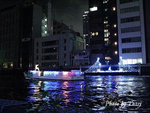 クリスマスボート