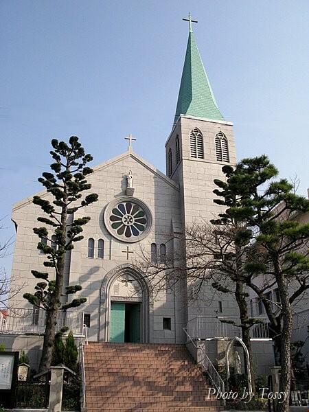 カソリック芦屋教会