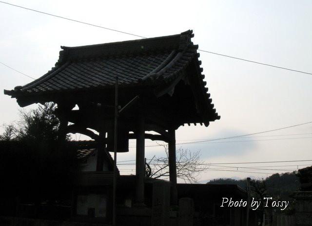上品寺 鐘楼