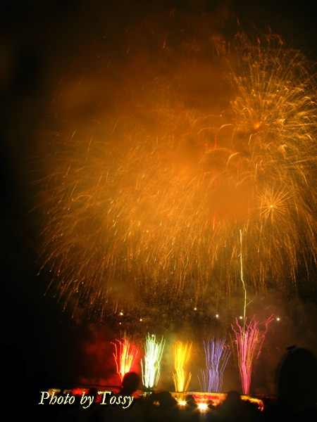 20:22の花火