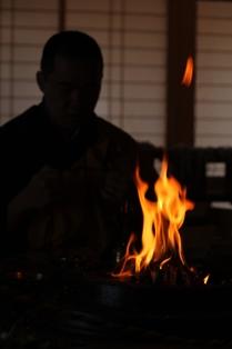 厄除け護摩祈祷2011