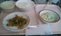 23日病院食 昼食(肝臓食B)