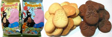 バーバパパのクッキー