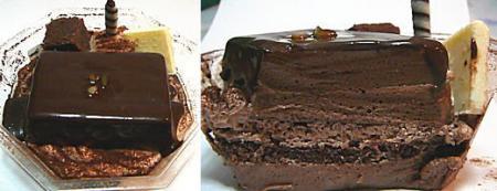 チョコアラモード