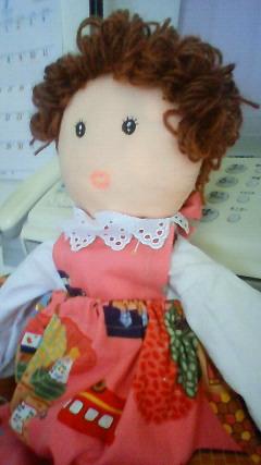 マーサの人形