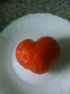 ハートのトマト