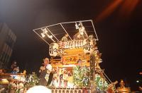 香丸町の山車