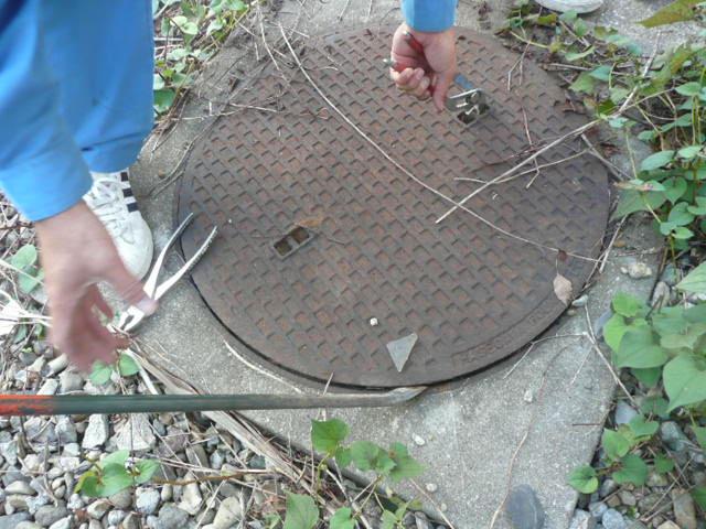 排水管の詰まり